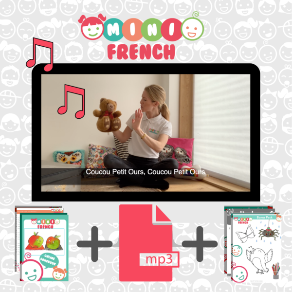 Online French for Kids