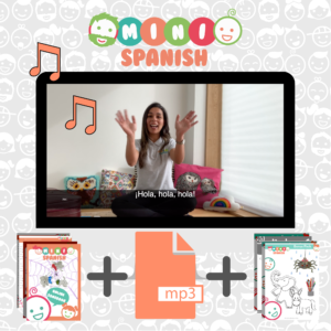 Online Spanish for Kids