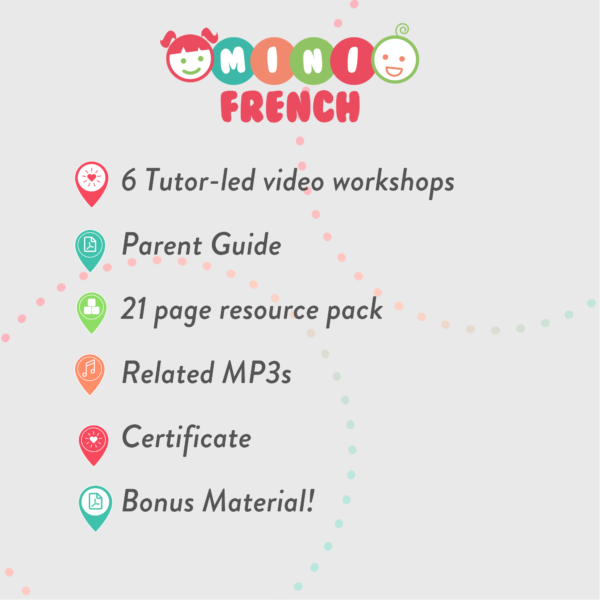French Kids course