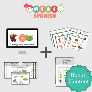 Kids Spanish course