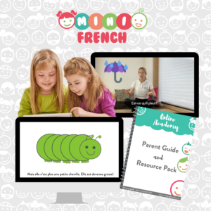 Kids French course