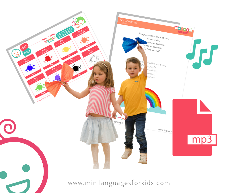 Kids French activity